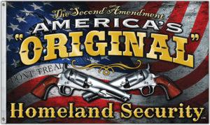 Flags Second Amendment Flag