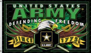 Flags US Army Flag