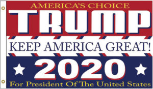 Flags Trump 2020 Flag