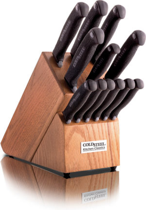 Cold Steel Wood Block For Kitchen Classic
