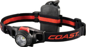 Coast HL7R Rechargeable Headlamp