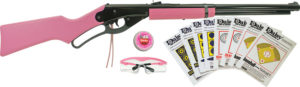 Daisy Lever Action Carbine Pink Kit