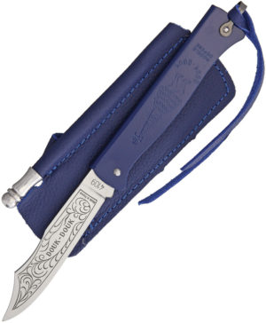 Douk-Douk Folder Blue (3.13″)