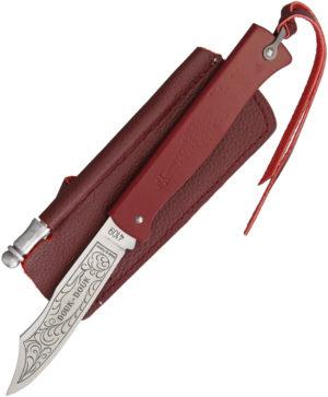 Douk-Douk Folder Red (3.13″)