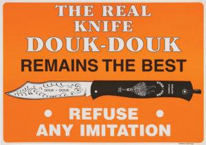 Douk-Douk Poster