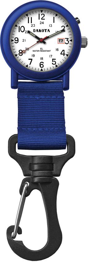 Dakota Light Backpacker Watch Blue
