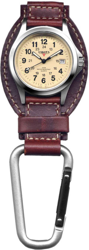 Dakota Leather Hanger Watch