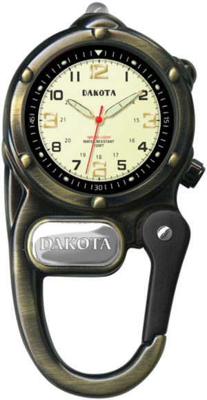 Dakota Mini Clip Microlight Watch