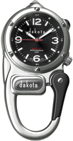 Dakota Sunray Mini Clip Black