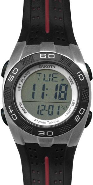 Dakota Atomic Talking Digital Watch