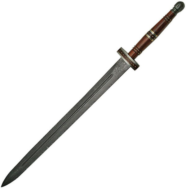 Damascus Imperial Damascus Sword (27″)