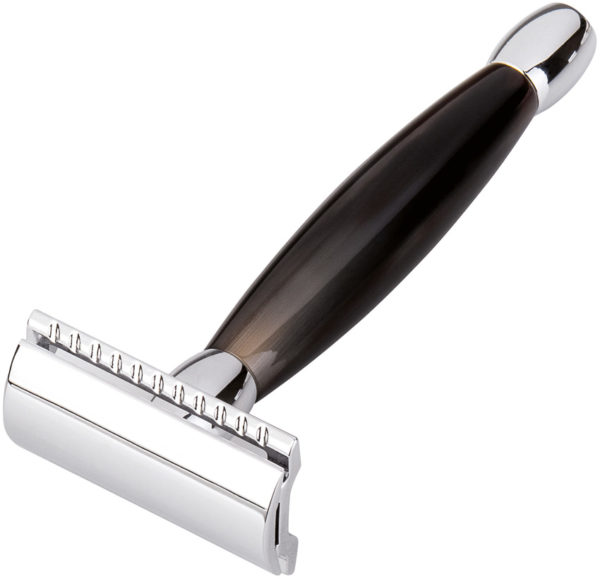 Dovo Safety Razor African Cowhorn