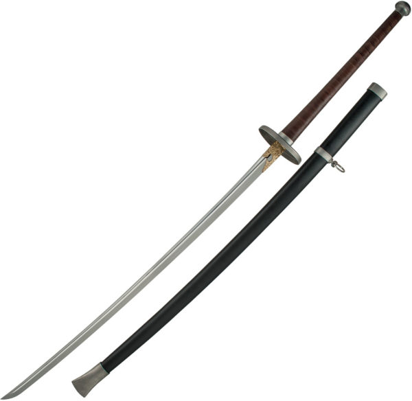 Dragon King Big Miao Dao (34.75″)