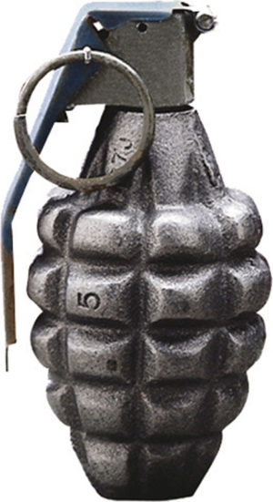 Denix Pineapple Grenade Replica