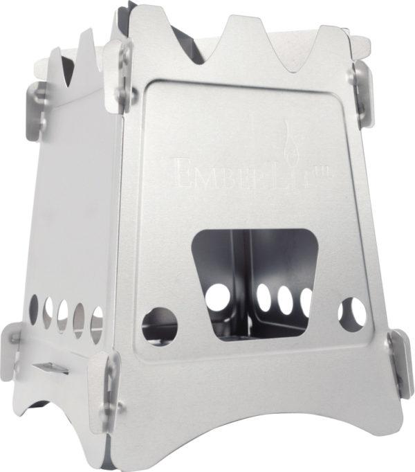 EmberLit Ultra-Light Titanium Stove