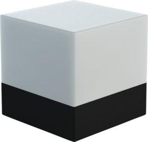 enevu CUBE Personal LED Light Black