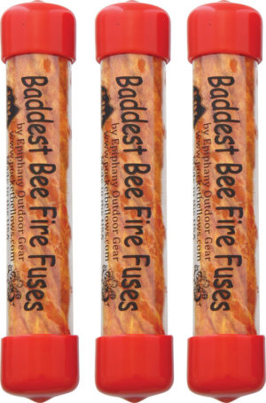 Epiphany Outdoor Gear Baddest Bee Fire Fuses 3-Pack