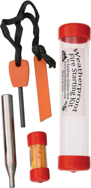 Epiphany Outdoor Gear Fire Triangle Complete Kit