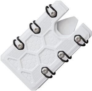 EOS 2.5 Wallet Cerakote White