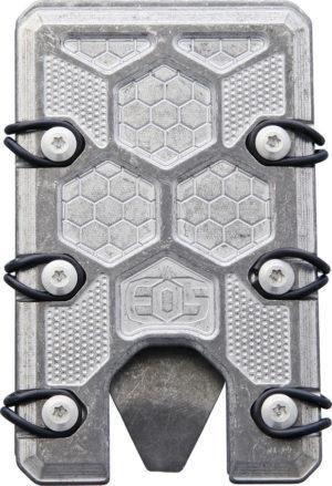 EOS Titanium 2.5 Wallet Stonewash
