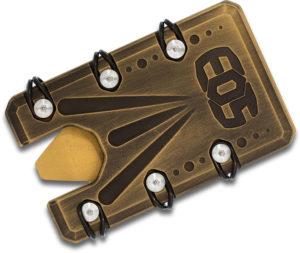 EOS Titanium 2.0 Wallet Gold