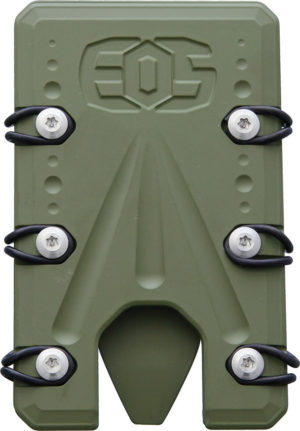 EOS Titanium 2.0 Wallet Cerakote