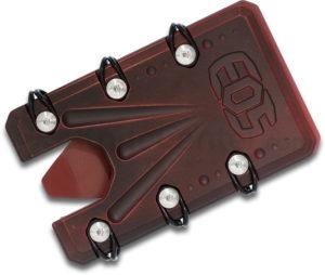 EOS Titanium 2.0 Wallet Red