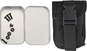 ESEE Accessory Pouch Black
