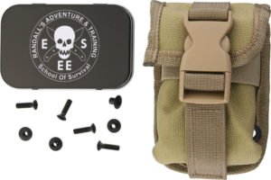 ESEE Accessory Pouch Khaki