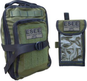 ESEE Advanced Survival Kit OD Green