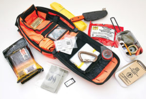 ESEE Advanced Survival Kit Orange