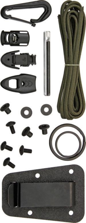 ESEE Izula Kit Parts