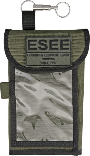 ESEE Map Case OD Green