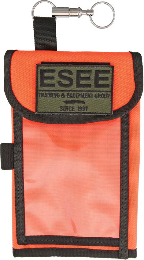 ESEE Map Case Orange