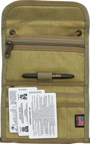 ESEE Passport Case Desert Tan