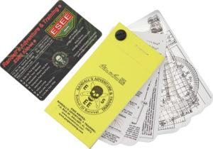 ESEE Pocket Navigation Cards