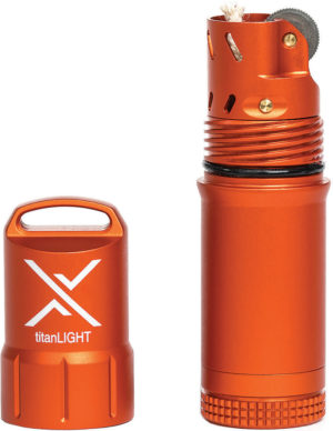 Exotac titanLIGHT Refillable Lighter