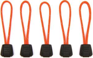 Exotac Tinderzip Zipper Pull Orange