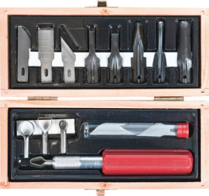 Excel Blades Woodworking Set