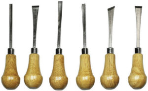 Excel Blades Deluxe Woodcarving Set