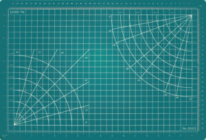 Excel Blades Self Healing Mat 12in x 18in