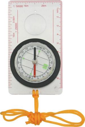 Explorer Base Plate Compass