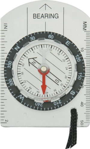 Explorer Baseplate Compass