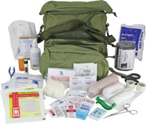 Elite First Aid First Aid M-3 Medic Bag