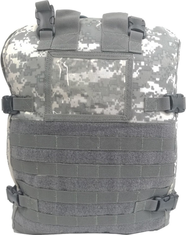Elite First Aid Stomp Bag Empty Acu