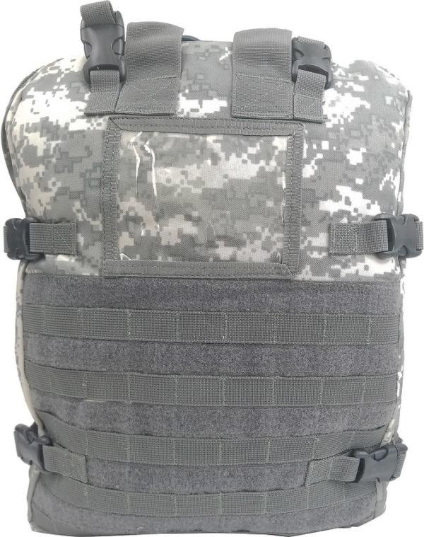 Elite First Aid Stomp Bag Empty Acu