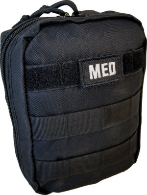 Elite First Aid Tactical Trauma Kit 1 Black