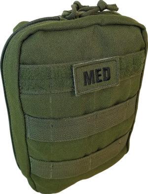 Elite First Aid Tactical Trauma Kit 1 OD