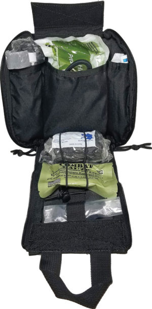 Elite First Aid Patrol Trauma Kit Level 1 Blk