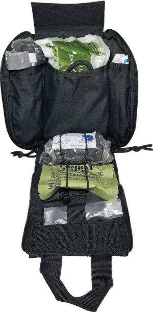Elite First Aid Patrol Trauma Kit Level 1 Blk